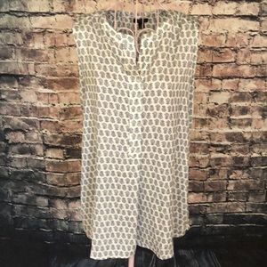 NWOT Ann Taylor tunic top